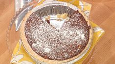 Buddy Valastro's Chocolate Pecan Pie will have your family asking for seconds at Thanksgiving.