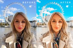 Lightroom Presets, London, Color, Colour, Colors