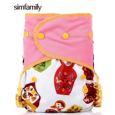 [simfamily] New Arrival Waterproof Suede Cloth One Size Reusable Pocket Baby Cloth Diaper PUL Baby Nappy Wholesale Selling