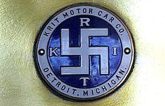The American car brand Krit was founded in 1909 Krit Motor Co, in Detroit, Michigan, ceased its activity of construction of motor vehicles in