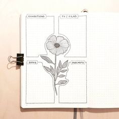 "392 Beğenme, 15 Yorum - Instagram'da V (@dotted.v): ""Hope everyone's enjoying their weekends #bujo #bulletjournal #handwritten #leuchtturm1917…"""