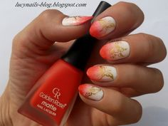 Golden Rose Matte Nail Lacquer nr 13