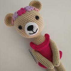 #amigurumi #girl #crochet #yarn #örgü #oyuncak