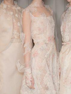 """lamorbidezza: """" Valentino Haute Couture Spring 2012 """""""