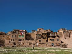 In the northeast of Kashgar's old town, there is a group of dwellings which is a ghetto for Uygur people. Lost City, Old Town, Underwater, New York Skyline, Group, People, Travel, Old City, Viajes
