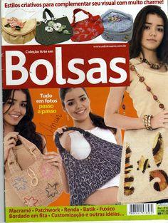 artesanato - bolsas - Rosane Al - Álbuns da web do Picasa
