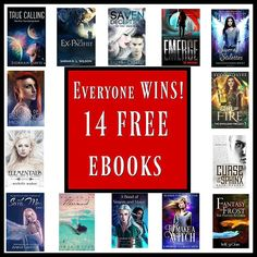 Enter to Win 1 of 4 huge YA Prize Packs featuring hardcover editions of best selling titles, and receive 14 ebooks just for entering.