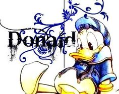 Donald Duck by LaDy-MaRveL.deviantart.com