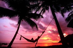 sunsets and hammocks!