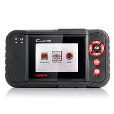 Launch Creader Viii Code Reader 8 Automotive Scan System Same Function of Launch Crp 129 - Launch Creader VIII (CRP129) Comprehensive OBDII Code Reader offer a special maintenance service to your car. It not only support OBDII/EOBD protocols, but also support 40 car models(from USA,European and Asia) 4 systems(ABS, ECU, Airbag and Transmission). It support Multi-language and online... - http://ehowsuperstore.com/bestbrandsales/automotive/launch-creader-viii-code-reader-8-auto