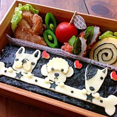kaerenmamaさんの新刊に掲載していただきました☆*:.。. o(≧▽≦)o .。.:*☆ - 131件のもぐもぐ - ブサカワ犬の海苔弁! by kazzzzz