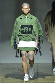 Fucking Young! » Hood by Air Spring/Summer 2014