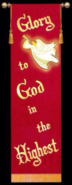 14) Glory to GOD in the highest, and on earth peace, good will toward men.  Luke 2:14 (KJV)