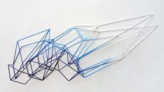 steel sculpture by Dion Horstmans