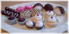 Yummy Dessert...PDF Pattern. $5.00, via Etsy.