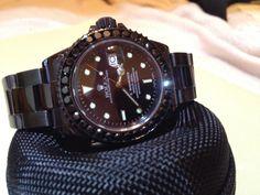 Black Diamonds Rolex