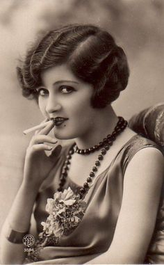 """I ride boys' motorcycles, chew gum, smoke in public, dance cheek to cheek, drink corn liquor and gin. I was the first to bob my hair and I sneak out at midnight to swim in the moonlight with boys at Catoma Creek and then show up at breakfast as though nothing had happened."" Zelda Fitzgerald"