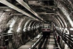 Tunnel  by murat ayguler