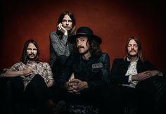 Sweden's fine hard rock band, GRAVEYARD
