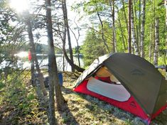Wild camping in Finland http://wildernesstraveller.com/outdoor-advice/how-to-go-on-your-first-wild-camping-adventure/