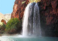 Hiking to Havasu Falls, the Grand Canyon's Hidden Jewel
