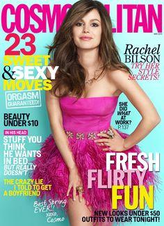 Rachel Bilson May 2013 Cosmopolitan Interview - Rachel Bilson May 2013 Cosmo Cover - Cosmopolitan