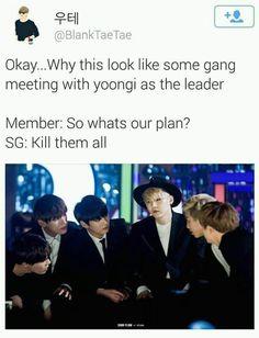 South Korea: A gang in Seoul has been driving U… . South Korea: For a few months now, a gang in Seoul has been… # Fan-Fiction # a - Bts Suga, Jhope, Bts Got7, Bts Namjoon, Bts Bangtan Boy, Seokjin, Agust D, Bts Funny, Bts Memes Hilarious