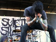 Suicide Silence - Mitch Lucker