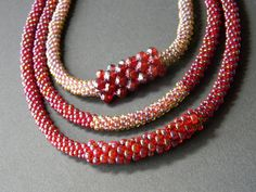 More Kumihimo Jewelry by Harry