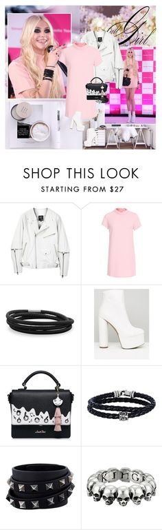 """""""Taylor Momsen"""" by thisiswhoireallyam7 ❤ liked on Polyvore featuring Samantha Thavasa, McQ by Alexander McQueen, Glamorous, BillyTheTree, Public Desire, Phillip Gavriel, Valentino, King Baby Studio and LUSASUL"""