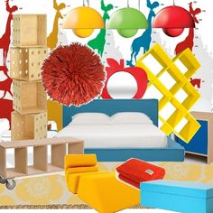 Eye catching items for kids, and some grown-ups too