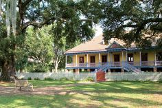 Laura A Creole Plantation by New Orleans Plantation Country, via Flickr