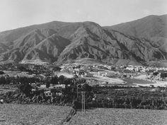 Sector Plaza Venezuela 1940's