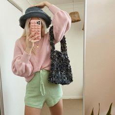 Cosmo and Wanda 💗💚 Cosmo And Wanda, Winter Hats, Pastel, Fashion, Moda, Fasion, Trendy Fashion, La Mode, Color Palettes