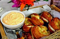Chuck Hughes shares his pretzel with cheesy sauce recipe from his new book, Chuck's Day Off with Marilyn Denis. #CTV
