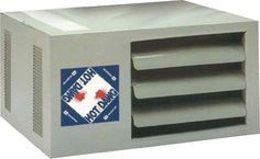 Modine HD60AS0111 Natural Gas Hot Dawg Heater 60,000 BTU, Power Vented, Hanging Furnace | Garage Heaters Store
