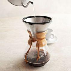 Chemex® Classic Series Drip Coffee Glass Coffee Makers | Sur La Table