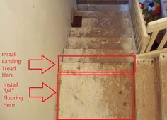 1000 Ideas About Redoing Stairs On Pinterest Front