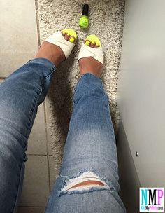 Neon Nail Polish, Neon Nails, Foot Toe, Female Feet, Nail Colors, Swatch, Beauty Makeup, Nail Designs, Chic