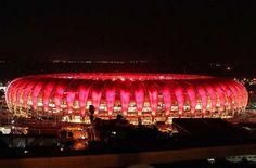 Beira Rio em Porto Alegre - 12 estádios da Copa do Mundo 2014