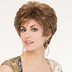 Lucky Wig - Modern, sophisticated and polished. Get a whole lot of fashion for a very little price . . . lucky you! Find this style & more @ thewigcompany.com