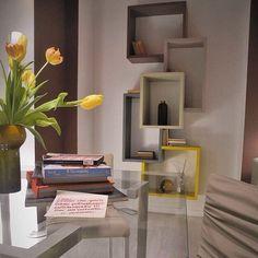 Lagolinea shelf by LAGO #lagodesign #homedecor #home #interior