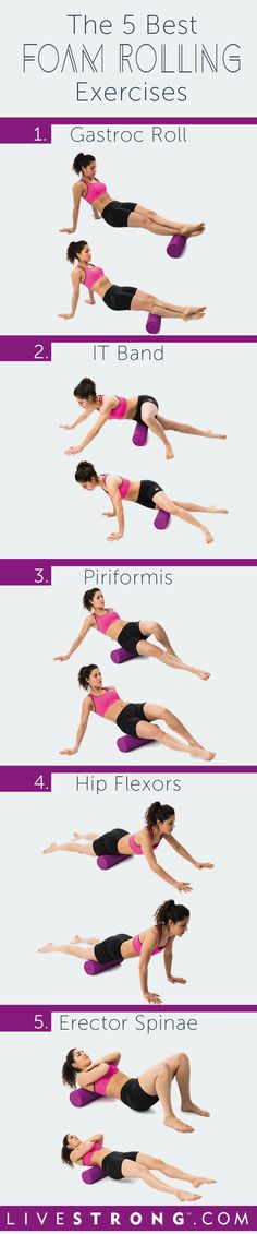 5 Foam Rolling Exerc