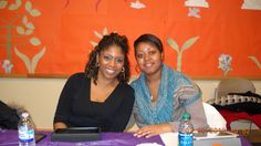 Makeesha and Bethany