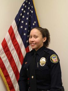 Police Officer Kaia Grant Springdale Police Department, Ohio End of Watch Saturday, March 2020