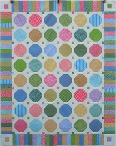 Free Pattern Day:  Snowball Quilts