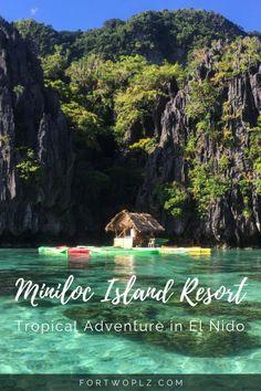 Miniloc, El Nido: Adventurous Honeymoon in the Philippines Beach Honeymoon Destinations, Travel Destinations, Travel Tips, Honeymoon Ideas, Travel Ideas, Bangkok, Tropical Island, Vacations To Go, Tropical Beaches