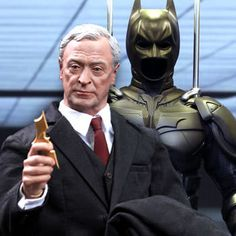 DC Comics Batman Armory with Alfred Pennyworth Sixth Scale Figure: sideshowtoy.com