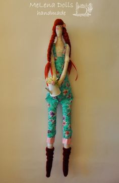 Melena Dolls by Elena Kolodko www.facebook.com/melenadolls Tilda Doll - Tildas - Handmade - Sewing - Tilda - Home