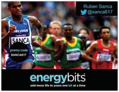 "RUBEN SANCA: Ruben is a Cape Verdean Olympic long-distance runner! He competed in the 5000m in the Summer Games in 2012 of London! Ruben was the winner of 2014 Lusophone Games 5K title and has won several other titles in running distances in the NCAA and Marathon races . ""Overall better and healthier lifestyle change. I would like to get rid of all my vitamin/supplement pills and focus on more natural nutrition to allow my body to recover and recharge better."""